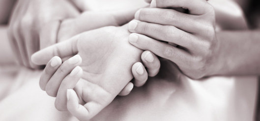 Caricias: terapia de pareja