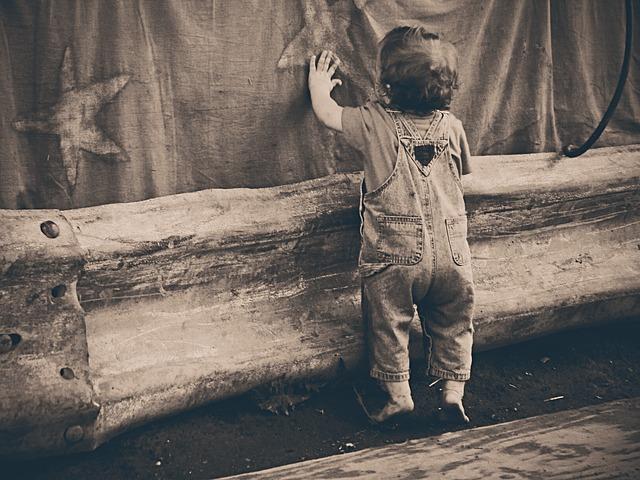 Psicología infantil Madrid: los niños se auto-descubren