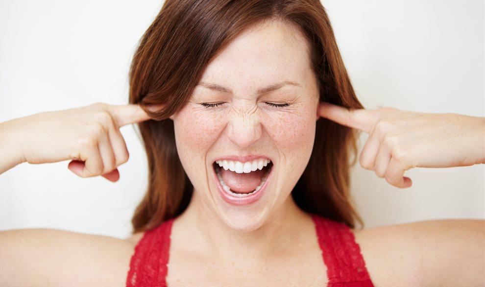 Fobia a los ruidos fuertes