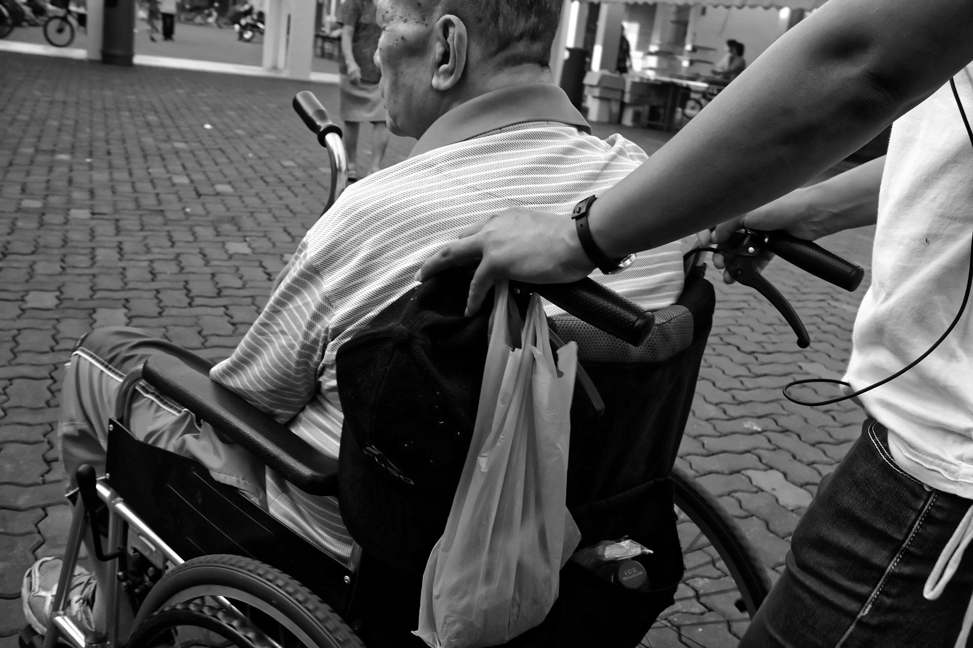 Cuidadores de las personas dependientes